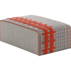 Bandas Big Pouf E Gray found on Bargain Bro UK from Clippings