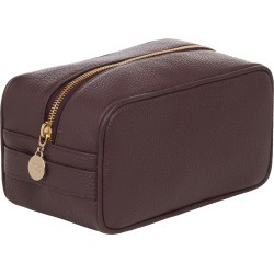 Aurora London - Hoxton Washbag Burgundy found on Bargain Bro UK from Wolf and Badger