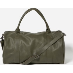 Globe Weekend Travel Bag In Olive found on MODAPINS from hardtofind.com.au for USD $308.50