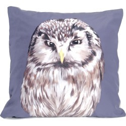 Katie & the Wolf - Owl Cushion found on Bargain Bro UK from Wolf and Badger