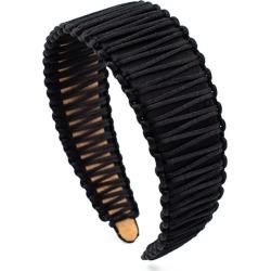 HOPEFUL - Braided Satin Headband found on Bargain Bro UK from Wolf and Badger