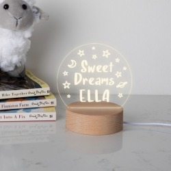 Personalised Baby Night Light found on Bargain Bro India from hardtofind.com.au for $33.89