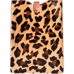 N'Damus London - Leopard Print Leather Ipad Mini Sleeve found on Bargain Bro Philippines from Wolf & Badger US for $115.00