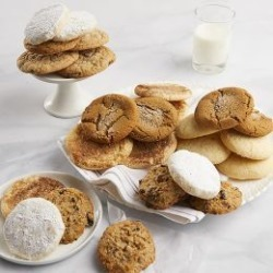 Two Dozen Assorted Gourmet Cookies Care Package