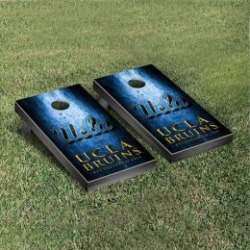 UCLA Bruins Cornhole Game Set Metallic-Look