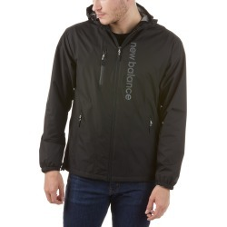 New Balance Men's Poly Dobby Signature Jacket found on Bargain Bro Philippines from Eastern Mountain Sports for $27.98