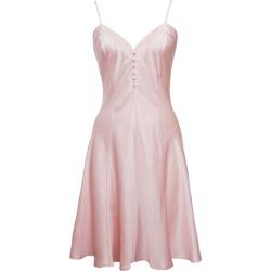 NOT JUST PAJAMA - Ballerina Silk Dress - Pink