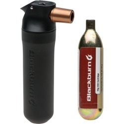 Blackburn Outpost C02 Cupped Inflator With Cartridge found on Bargain Bro Philippines from Eastern Mountain Sports for $22.99