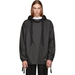 Ambush Black Drawstring Pullover Jacket found on MODAPINS from SSENSE for USD $477.00