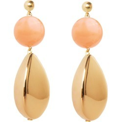Pietrasanta - Pink & Gold Artemisia Earrings found on Bargain Bro Philippines from Wolf & Badger US for $162.00