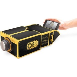 Smartphone Projector 2.0 Black And Gold found on Bargain Bro India from hardtofind.com.au for $53.24