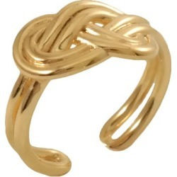 MARIE JUNE Jewelry - Figure 8 Knot Gold Ring