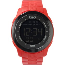 Breo Orb Ten Watch Red/Black found on Bargain Bro India from hardtofind.com.au for $53.42