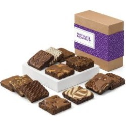 Delicious Brownie Dozen Care Package found on Bargain Bro India from Our Campus Market for $38.95