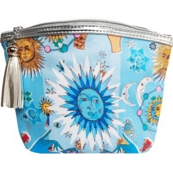 Jessica Russell Flint - Classic Make Up Bag - Magic Skies found on Bargain Bro UK from Wolf and Badger