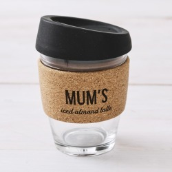 Personalised 'my brew' reusable coffee keep cup found on Bargain Bro Philippines from hardtofind.com.au for $31.43