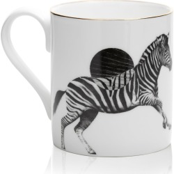 Sasha Tugolukova - Zebra & The Coco Mug found on Bargain Bro UK from Wolf and Badger