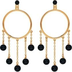 ESHVI - Black Chain Earrings found on Bargain Bro UK from Wolf and Badger