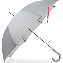 Heating & Plumbing London - British City Slim Umbrella Grey & Pink found on Bargain Bro UK from Wolf and Badger