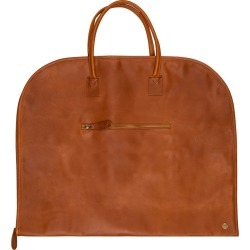 MAHI Leather - Full Grain Leather Suit Or Garment Carrier In Vintage Brown found on Bargain Bro UK from Wolf and Badger