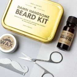 Damn Handsome Beard Kit found on MODAPINS from hardtofind.com.au for USD $36.53