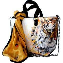 Simitri - Sher Tote found on MODAPINS from Wolf and Badger for USD $473.95