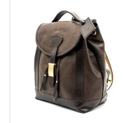 THE DUST COMPANY - Mod 208 Backpack In Arizona Dark Brown