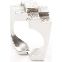 Jewel Tree London - Original Icon Ring Sterling Silver found on Bargain Bro UK from Wolf and Badger