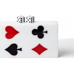 YOANNY GARCIA - White Dices And Cards found on Bargain Bro UK from Wolf and Badger