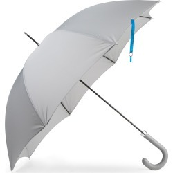 Heating & Plumbing London - British City Slim Umbrella Grey & Blue found on Bargain Bro UK from Wolf and Badger