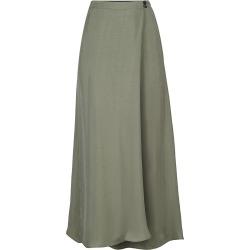 FLOW - Khaki Wrap Me Skirt