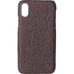 MAYU - Quinn Iphone Case Vegan Leather Cocoa found on Bargain Bro UK from Wolf and Badger