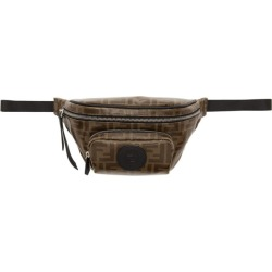 Fendi Brown Forever Fendi Pouch found on Bargain Bro India from ssense asia-pacific for $820.16