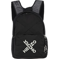 Kenzo Sport 'Big X' Logo Backpack - Black found on MODAPINS from Influence U for USD $341.61