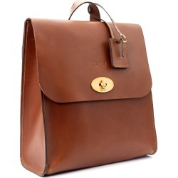 THE DUST COMPANY - Mod 232 Cuoio Brown Backpack