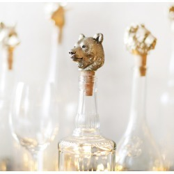 bear wine stopper found on Bargain Bro India from hardtofind.com.au for $127.78