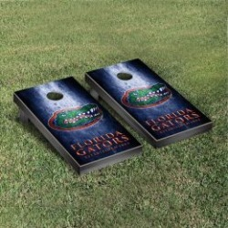 Florida Gators Cornhole Game Set Metallic-Look