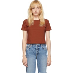 Amo Red Babe T-Shirt found on MODAPINS from ssense asia-pacific for USD $93.58