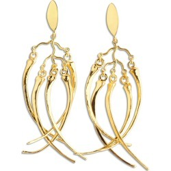 NRegnier Jewelry - Anaconda Earrings