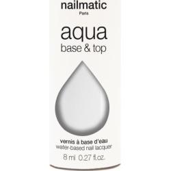 Nailmatic Aqua Nail Water-based Nail Polish - Base & Top Coat found on MODAPINS from hardtofind.com.au for USD $20.80