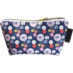The Humble Cut - Midnight Poppy Cosmetic Bag found on Bargain Bro UK from Wolf and Badger