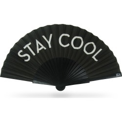 Khu Khu - STAY COOL Hand Fan found on Bargain Bro UK from Wolf and Badger