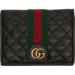 d0c89d7ab99e Gucci Black GG Wallet found on MODAPINS from ssense asia-pacific for USD  $442.00