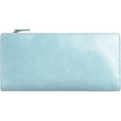 Dakota leather wallet in sky blue found on Bargain Bro from hardtofind.com.au for USD $51.12