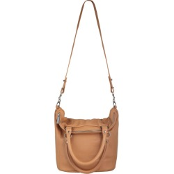 Some secret place leather handbag in tan found on Bargain Bro India from hardtofind.com.au for $219.99