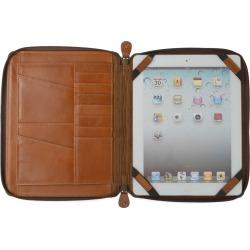 VIDA VIDA - Classic Tan Leather Ipad Organiser found on Bargain Bro Philippines from Wolf & Badger US for $82.00