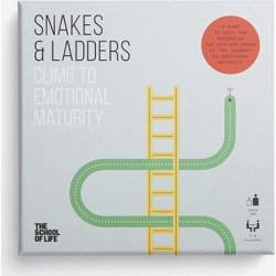 The School Of Life Emotional Snakes & Ladders