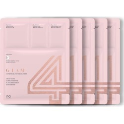 Its Perfect On Cosmetics - Glam 4-Step Facial With 5 Pouches found on MODAPINS from Wolf & Badger US for USD $64.00
