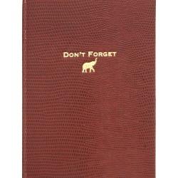 Sloane Stationery - Don't Forget Pocket Notebook