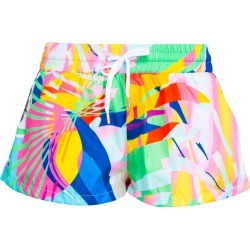 Ace Nayman - Graphic Mini Shorts found on MODAPINS from Wolf and Badger for USD $91.43